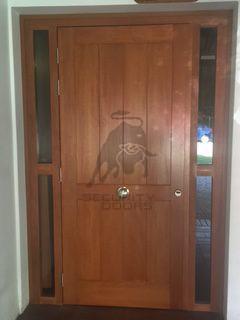 Puerta Terminación Barnizada