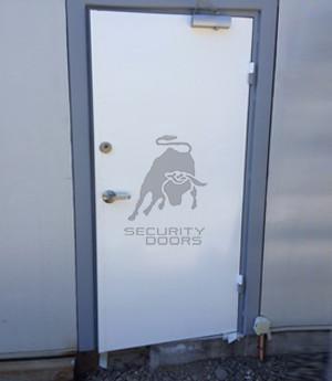Puerta Industrial Security Doors