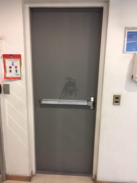 Puerta Industrial Securitydoors