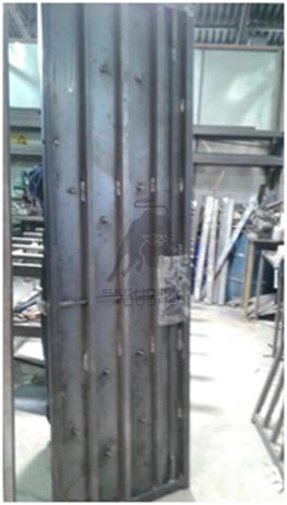 Puerta Securitydoors Blindada